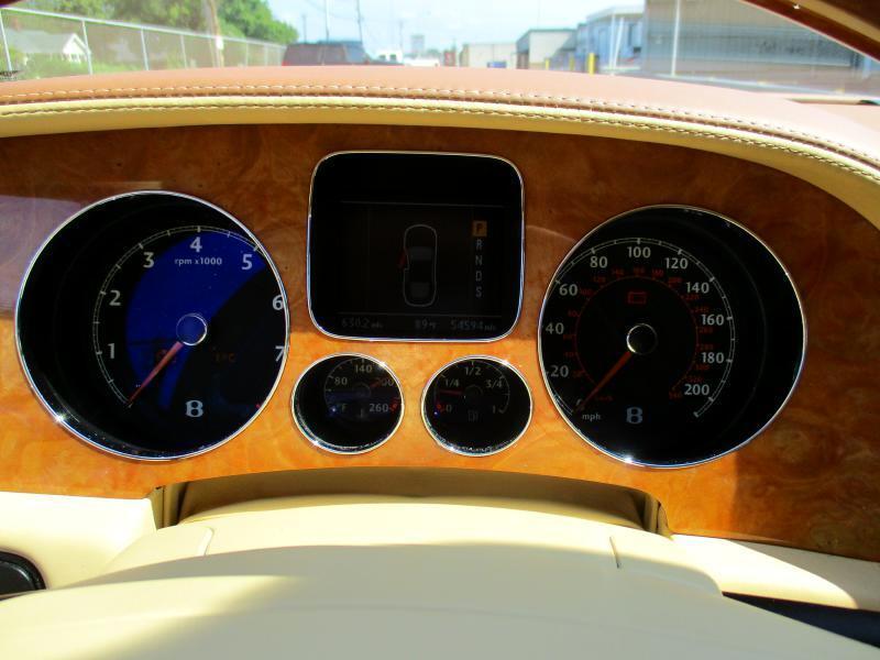 2008 Bentley Continental Flying Spur Sedan