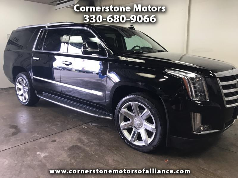 Cadillac Escalade ESV AWD Luxury 2016