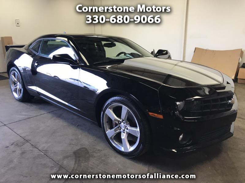 Used 2011 Chevrolet Camaro 1ss Coupe 6m For Sale In Alliance