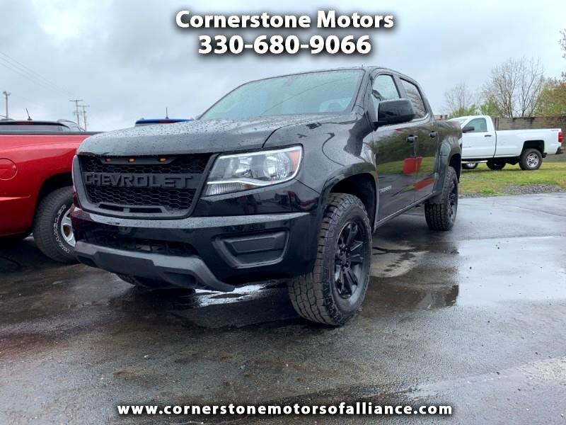 Chevrolet Colorado 1LT Crew Cab 4WD 2019