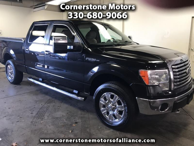 "Ford F-150 4WD SuperCrew 139"" XLT 2010"
