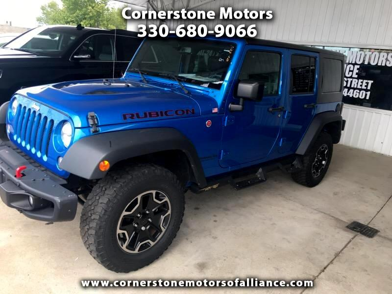 2016 Jeep Wrangler RUBICON
