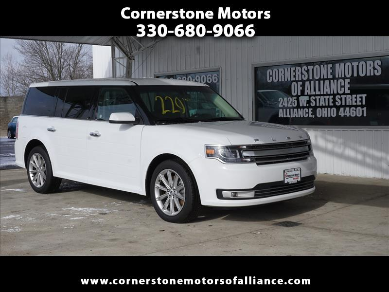 Ford Flex 4dr Limited AWD 2019
