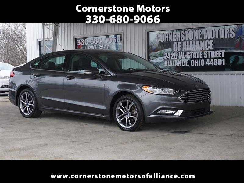Ford Fusion 4dr Sdn SE AWD 2017