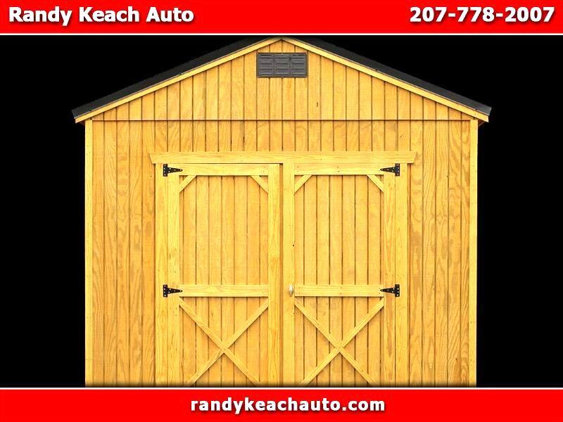 2018 Old Hickory Buildings Utility Shed 10 x 10