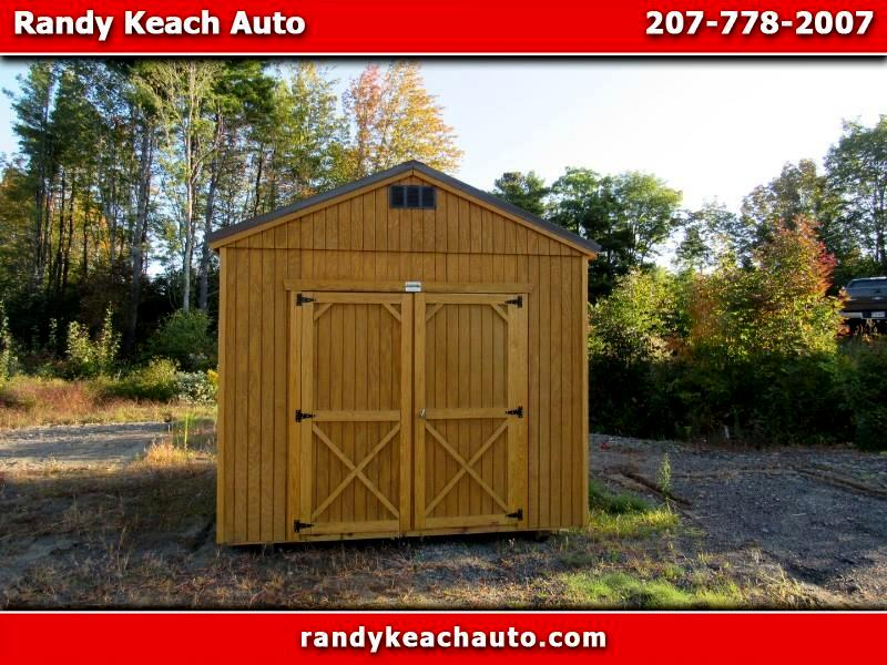 2019 Old Hickory Buildings Utility Shed
