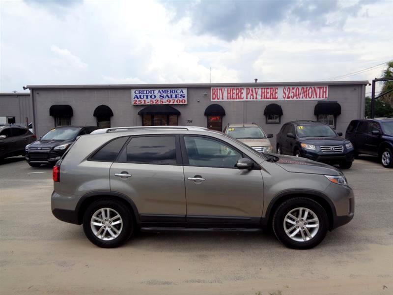 2014 Kia Sorento LX 2WD