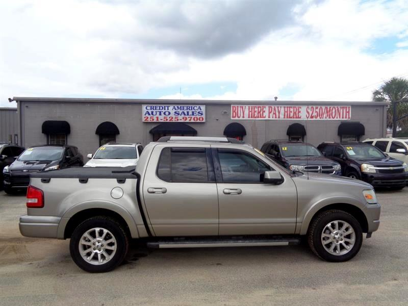 2008 Ford Explorer Sport Trac Limited 4.0L 2WD