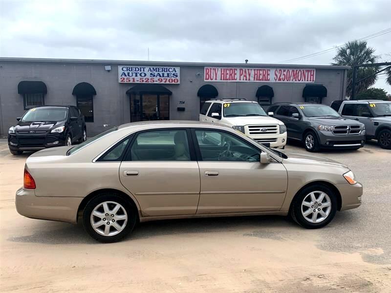 Toyota Avalon XL 2000