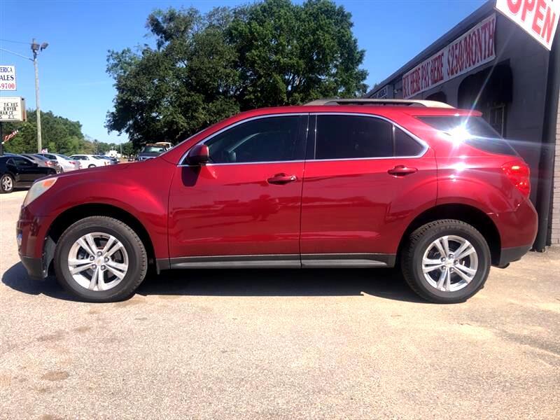 Chevrolet Equinox 2LT 2WD 2012