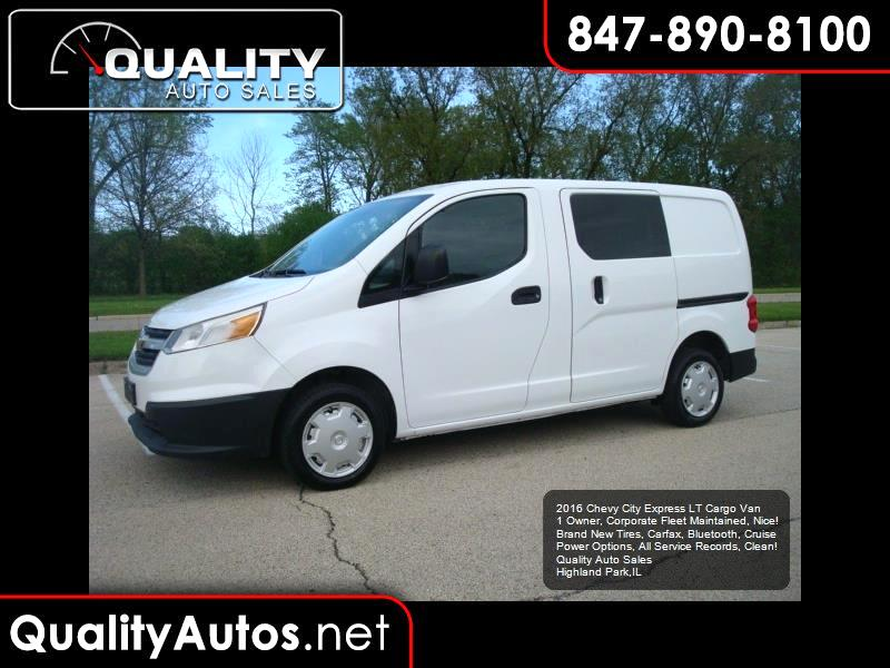 2016 Chevrolet City Express LT