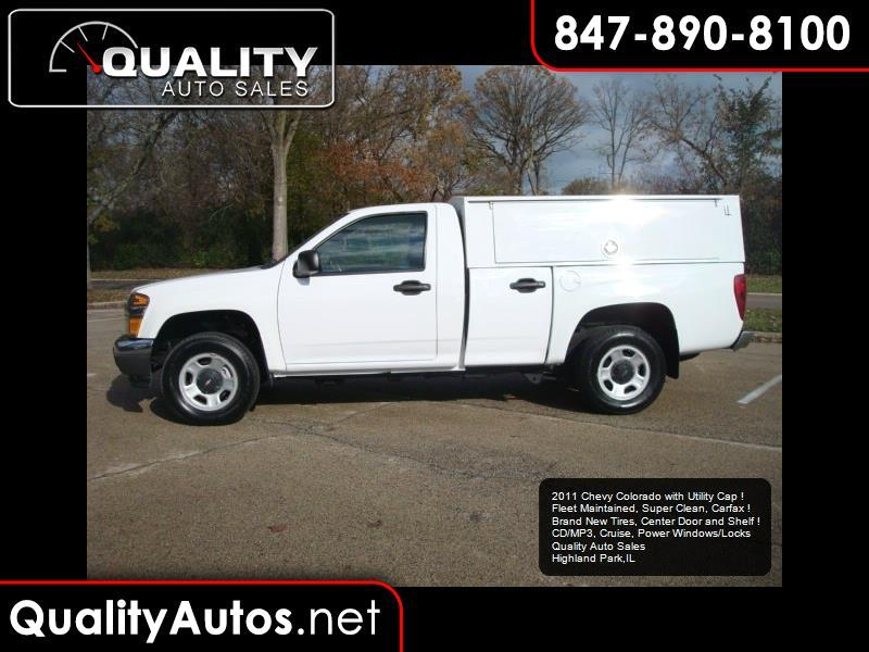 2011 Chevrolet Colorado Work Truck 2WD
