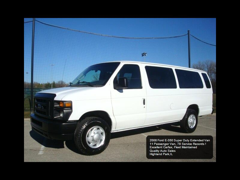 Ford Econoline E-350 Extended 2008