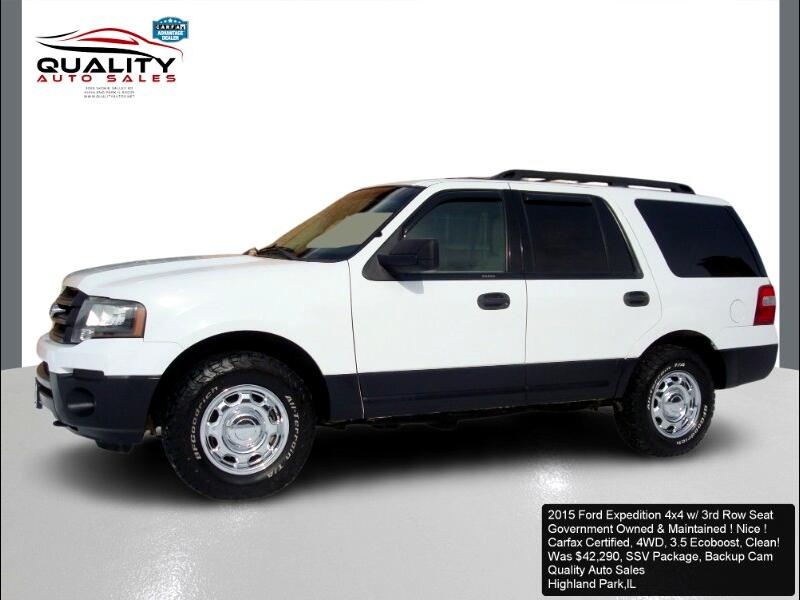 Ford Expedition XL 4WD 2015