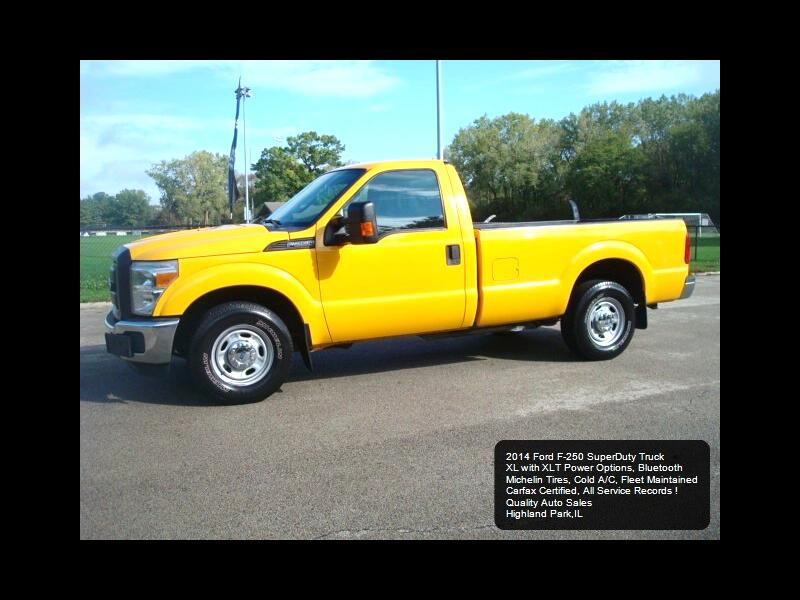 Ford F-250 SD XLT 2WD 2014