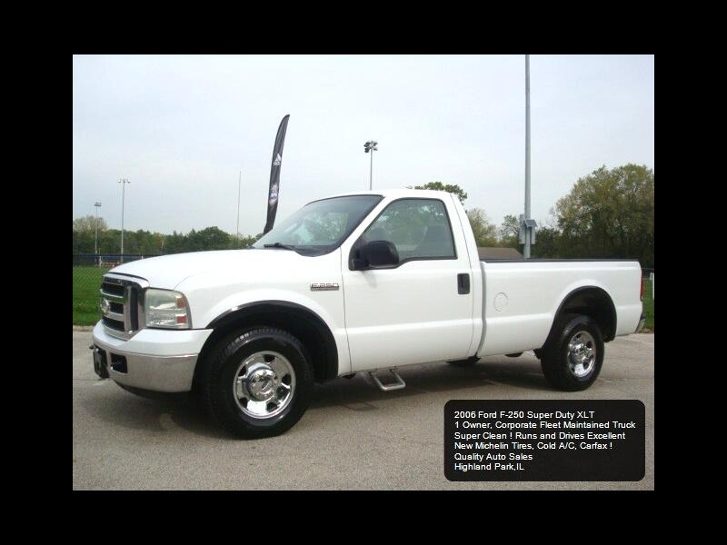Ford F-250 SD XLT 2WD 2006