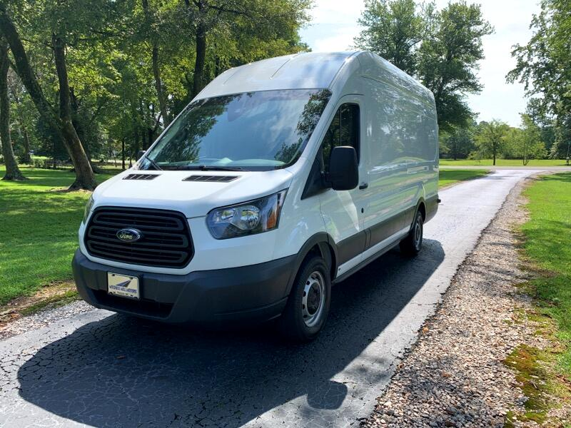 picture about Printable in Transit Sign for Car identified as Applied 2017 Ford Transit Van T-350 148\