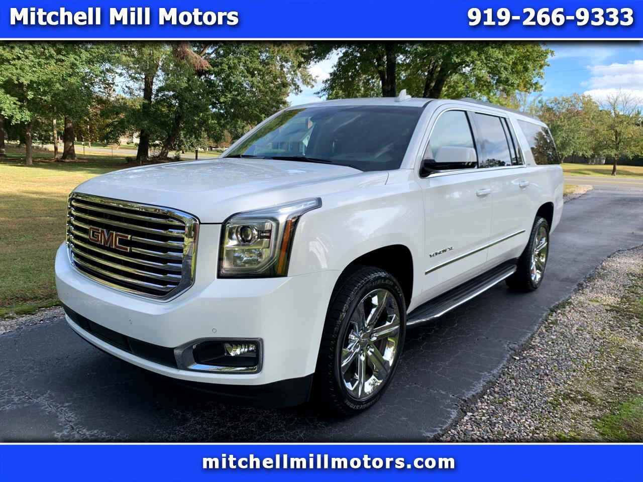 Used 2018 Gmc Yukon Xl 4wd 4dr Slt For Sale In Raleigh Nc 27616 Mitchell Mill Motors