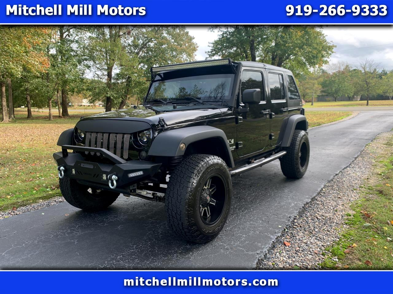Jeep Wrangler Unlimited  2009