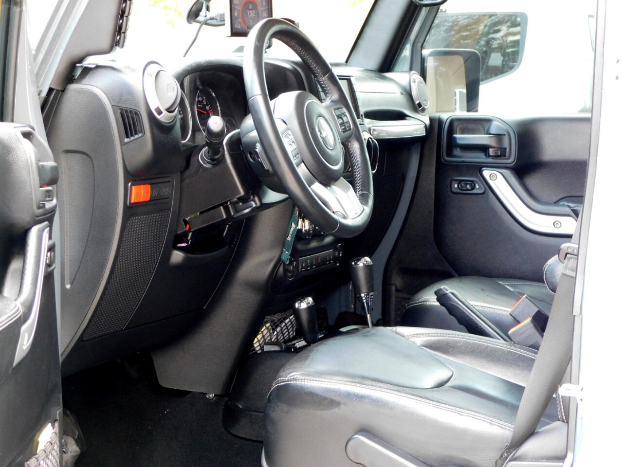 2015 Jeep Wrangler Rubicon Hard Rock 4x4 *Ltd Avail*