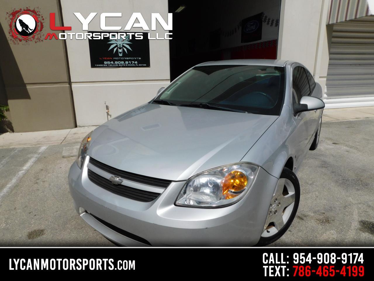 Chevrolet Cobalt SS Coupe 2007