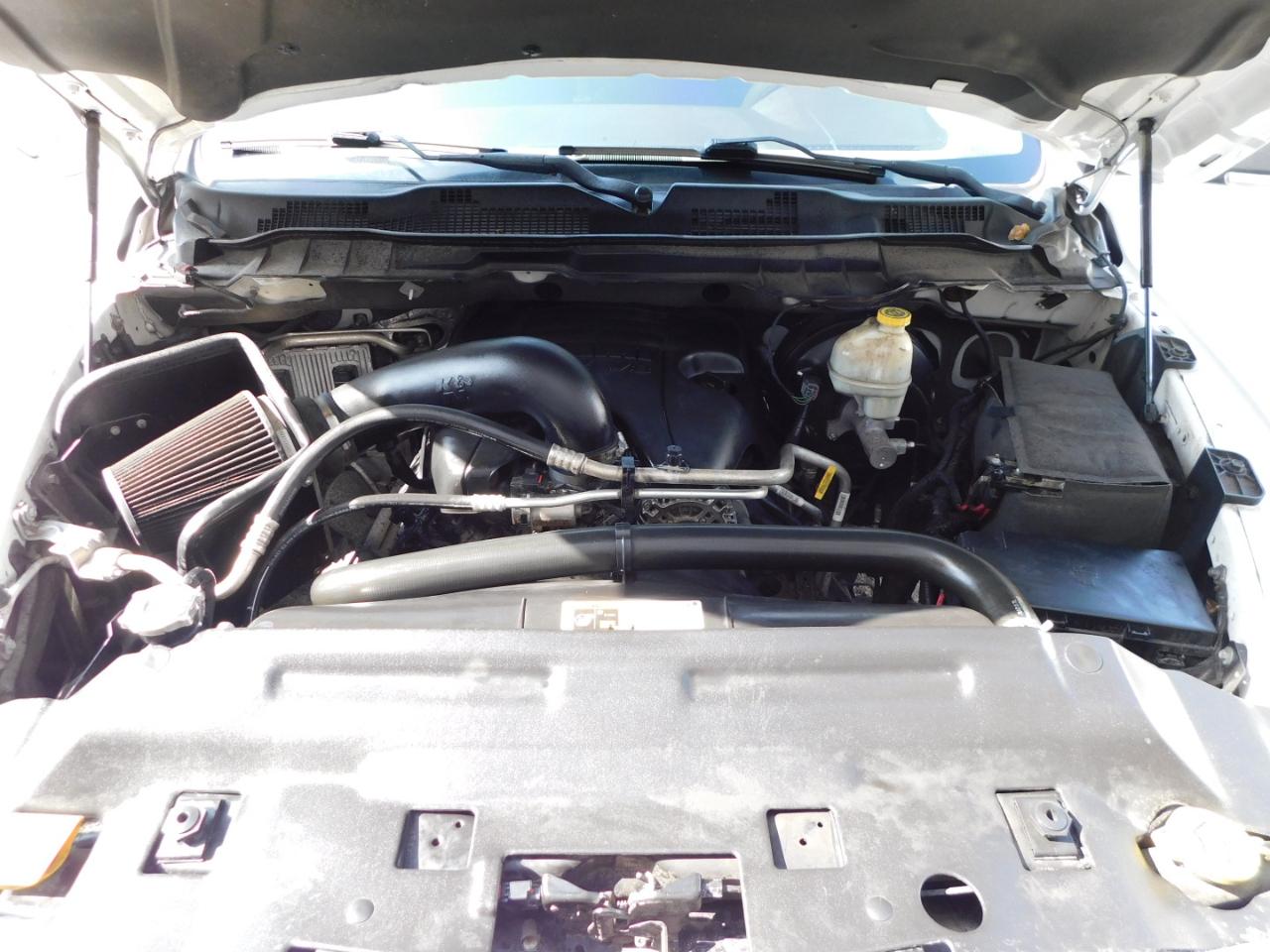2014 RAM 1500 2WD Crew Cab 140.5