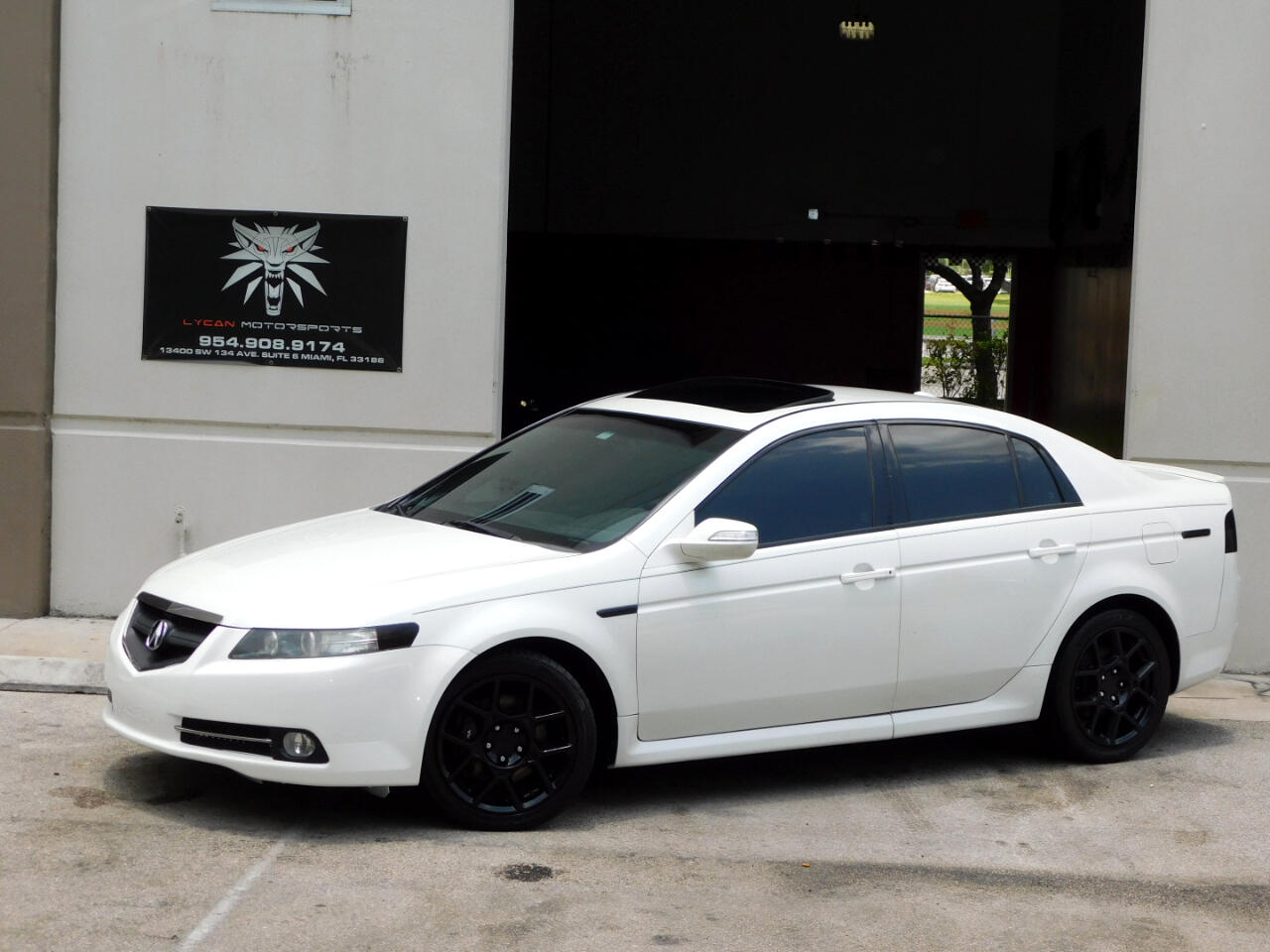 Used 2007 Acura Tl Type S 5 Speed At For Sale In Miami Fl 33186 Lycan Motorsports
