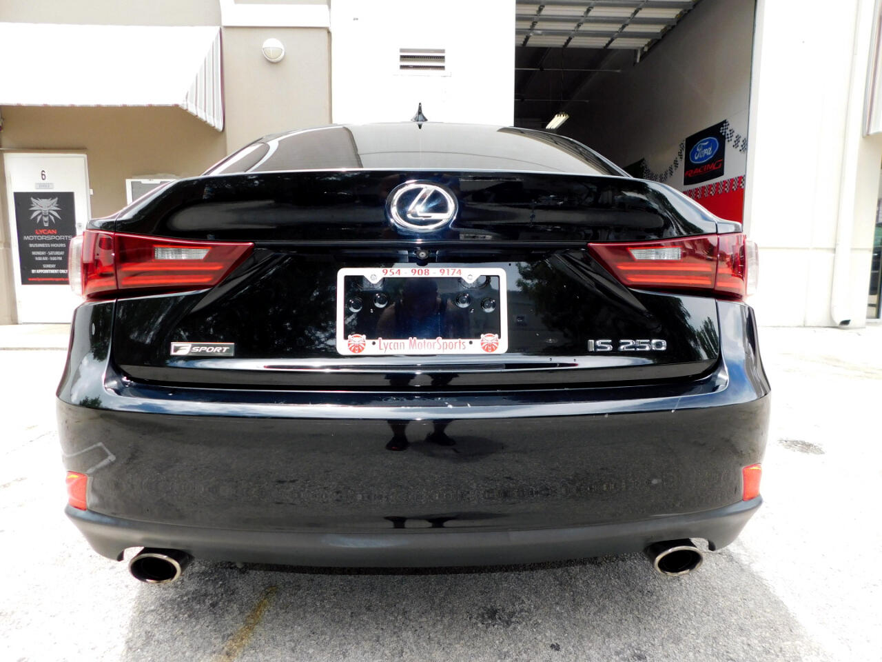 2015 Lexus IS F SPORT CRAFTED LINE RWD