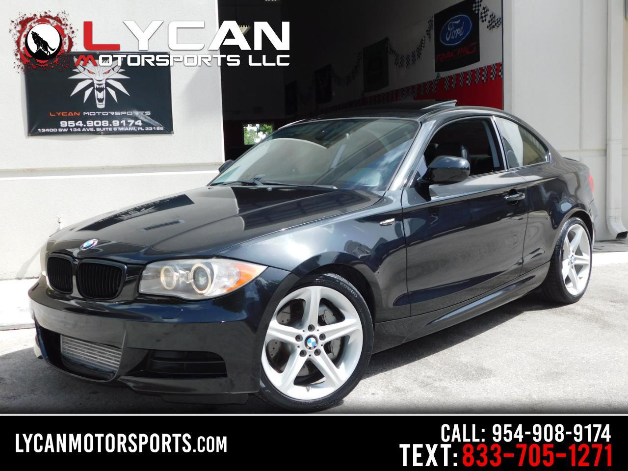 BMW 1-Series 135i Coupe 2011