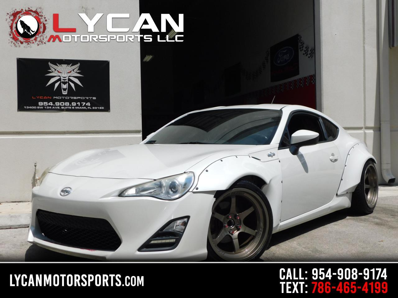 Scion FR-S 6MT 2013