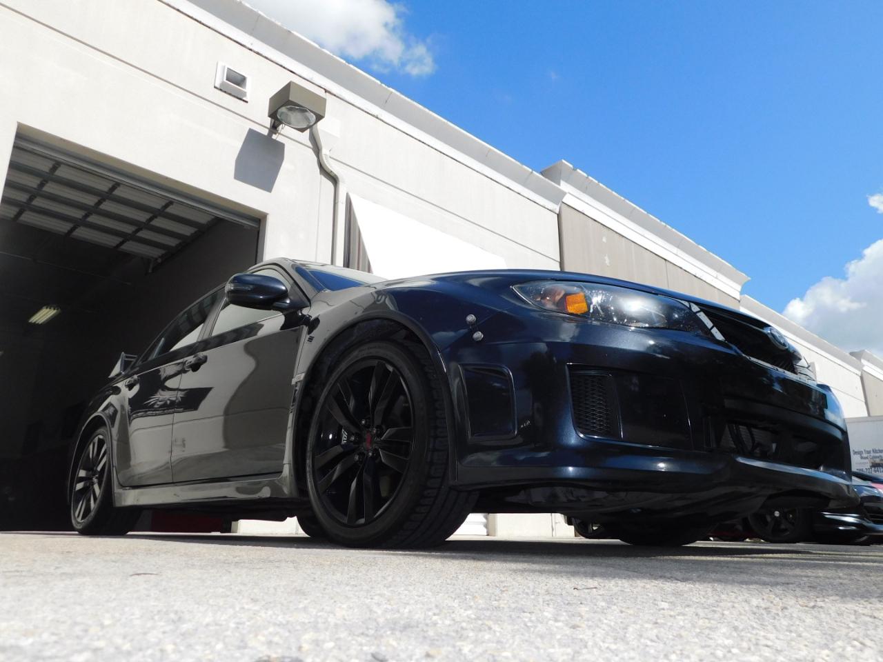 2014 Subaru Impreza WRX STI 4-Door