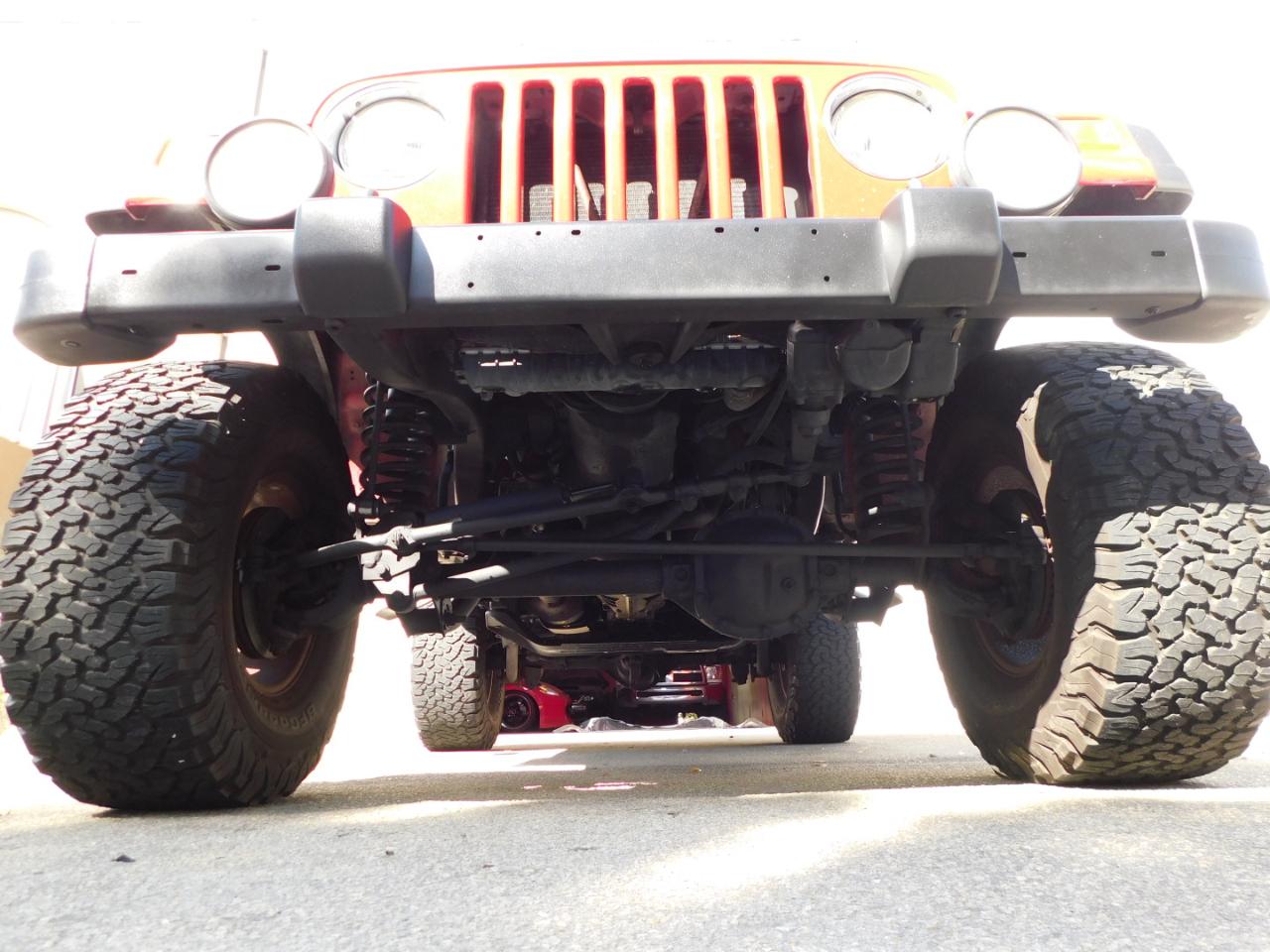 2005 Jeep Wrangler Sport
