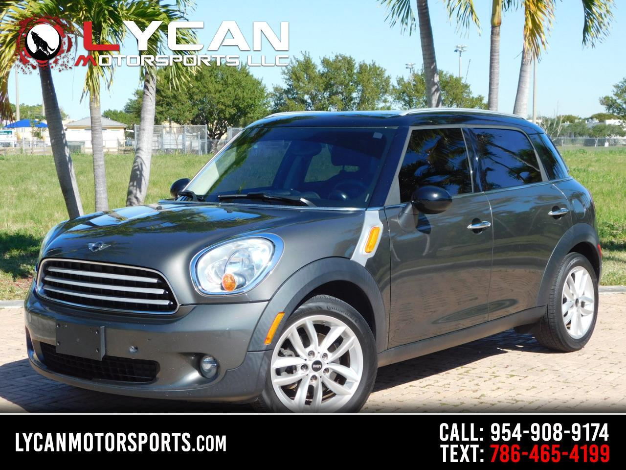 MINI Countryman Base 2012