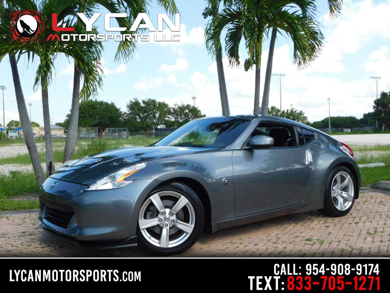 Nissan Z 370Z Touring Coupe 2012