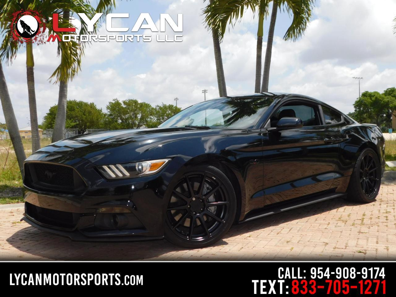 Ford Mustang GT Premium Coupe 2015