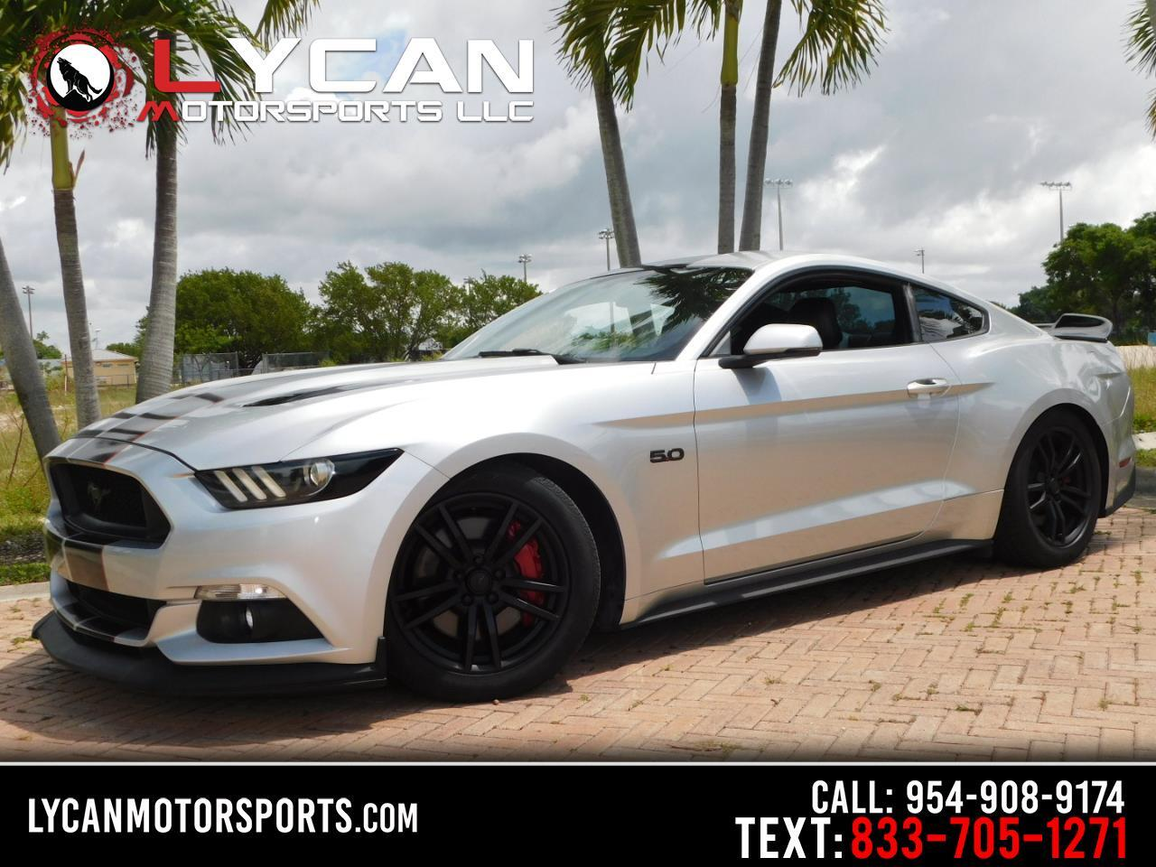 Ford Mustang GT Premium Coupe 2016