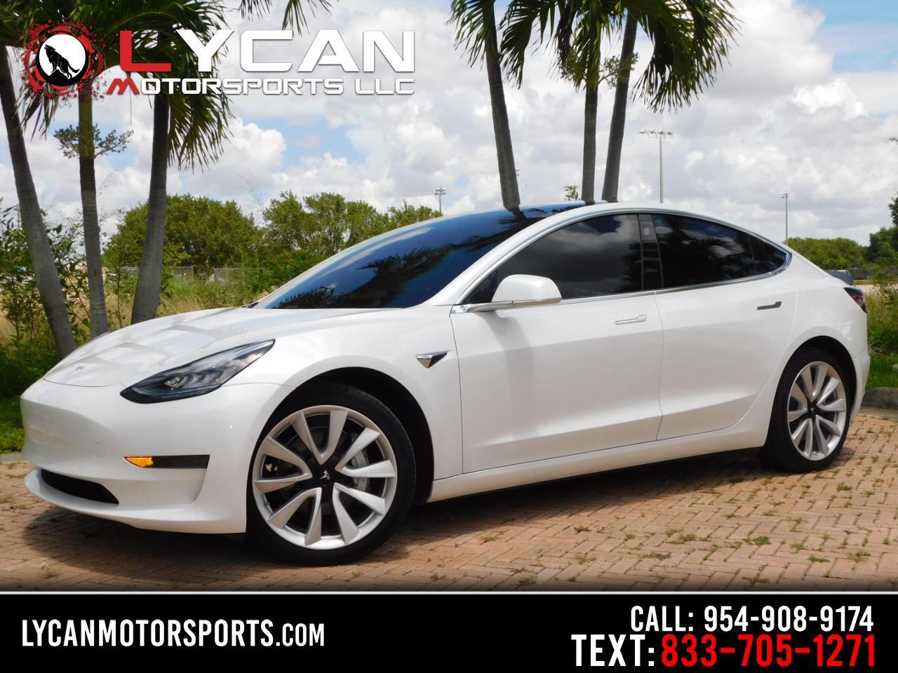 Tesla Model 3 Standard Range Plus 2020