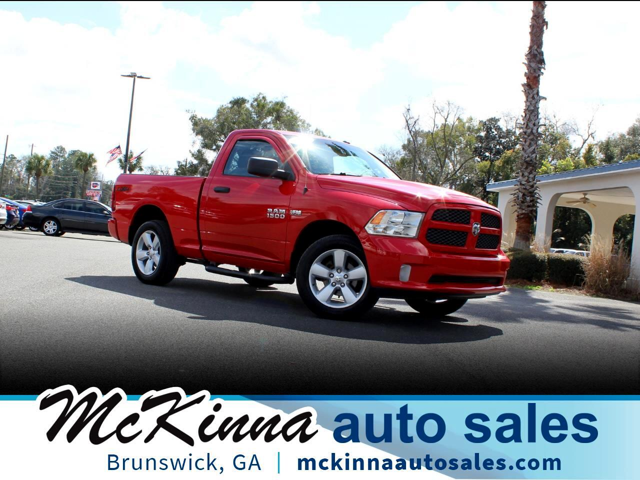 2013 RAM 1500 Tradesman Regular Cab SWB 4WD