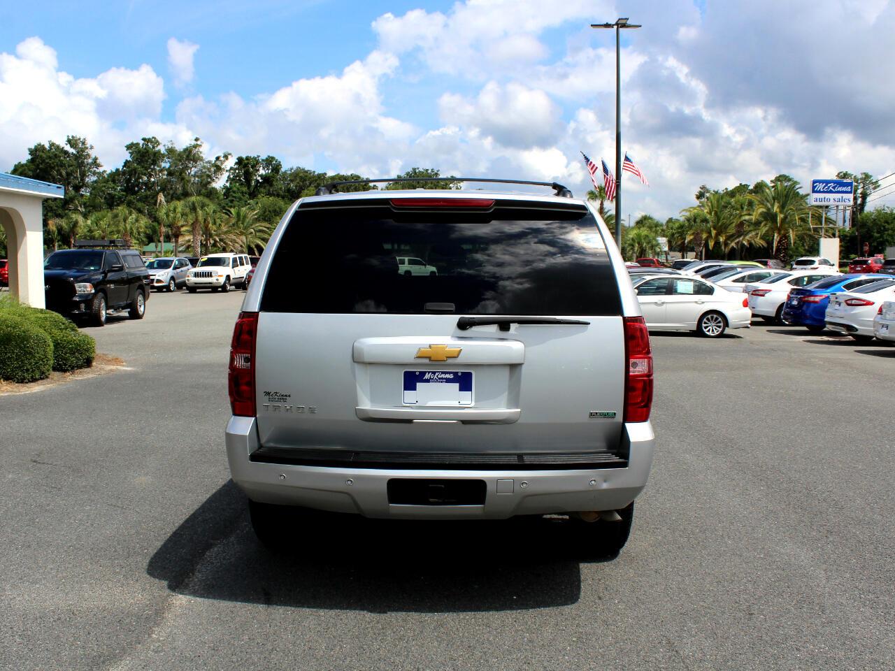 2012 Chevrolet Tahoe 2WD 4dr LT