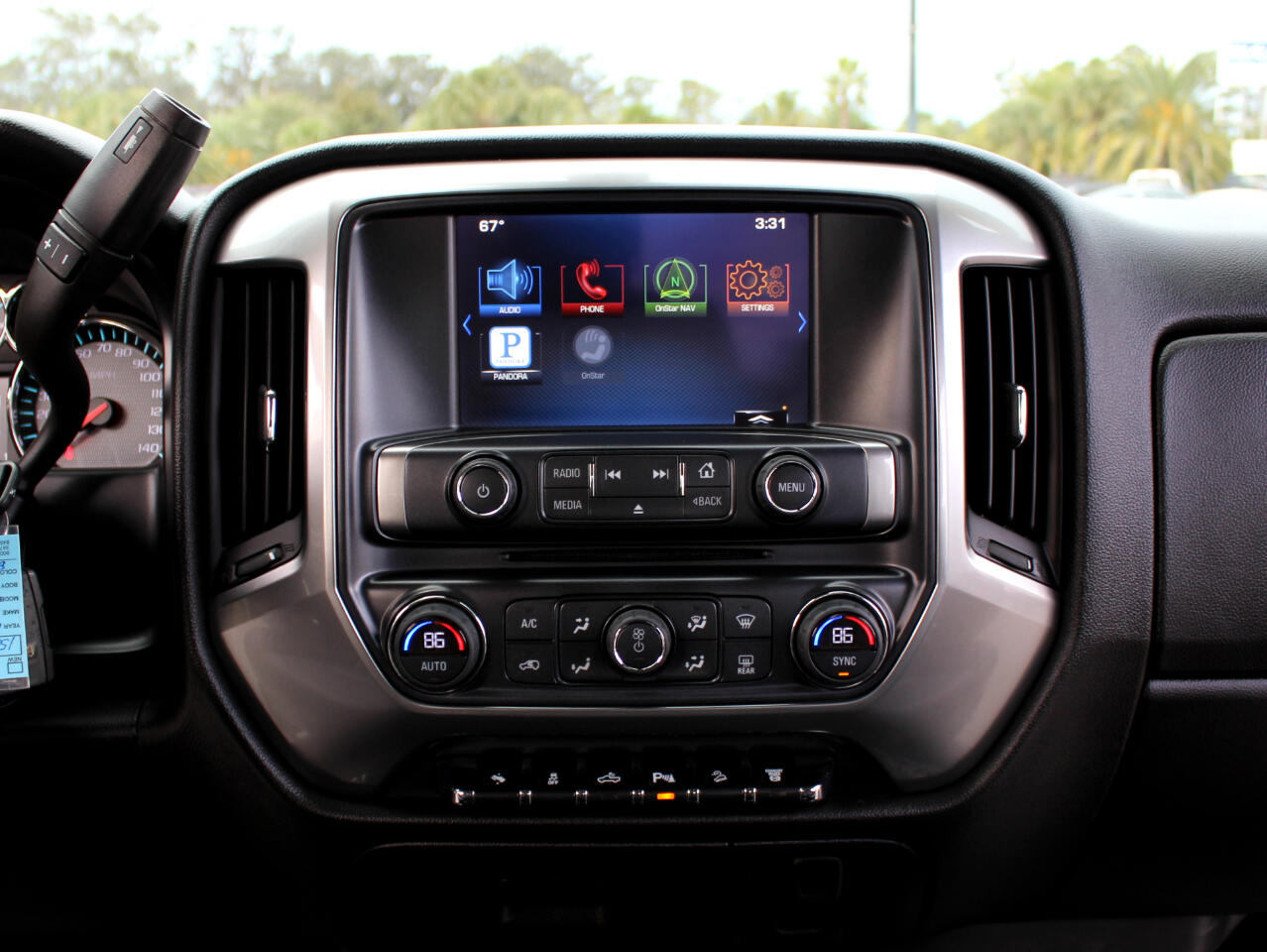 2015 Chevrolet Silverado 2500HD 4WD Crew Cab 153.7