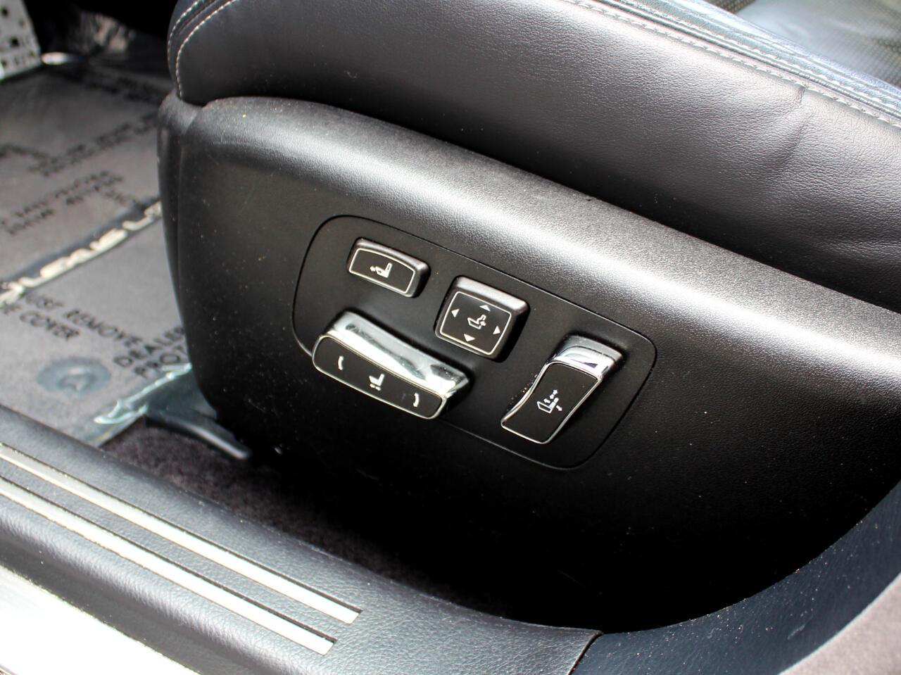2013 Lexus LS 460 Luxury Sedan