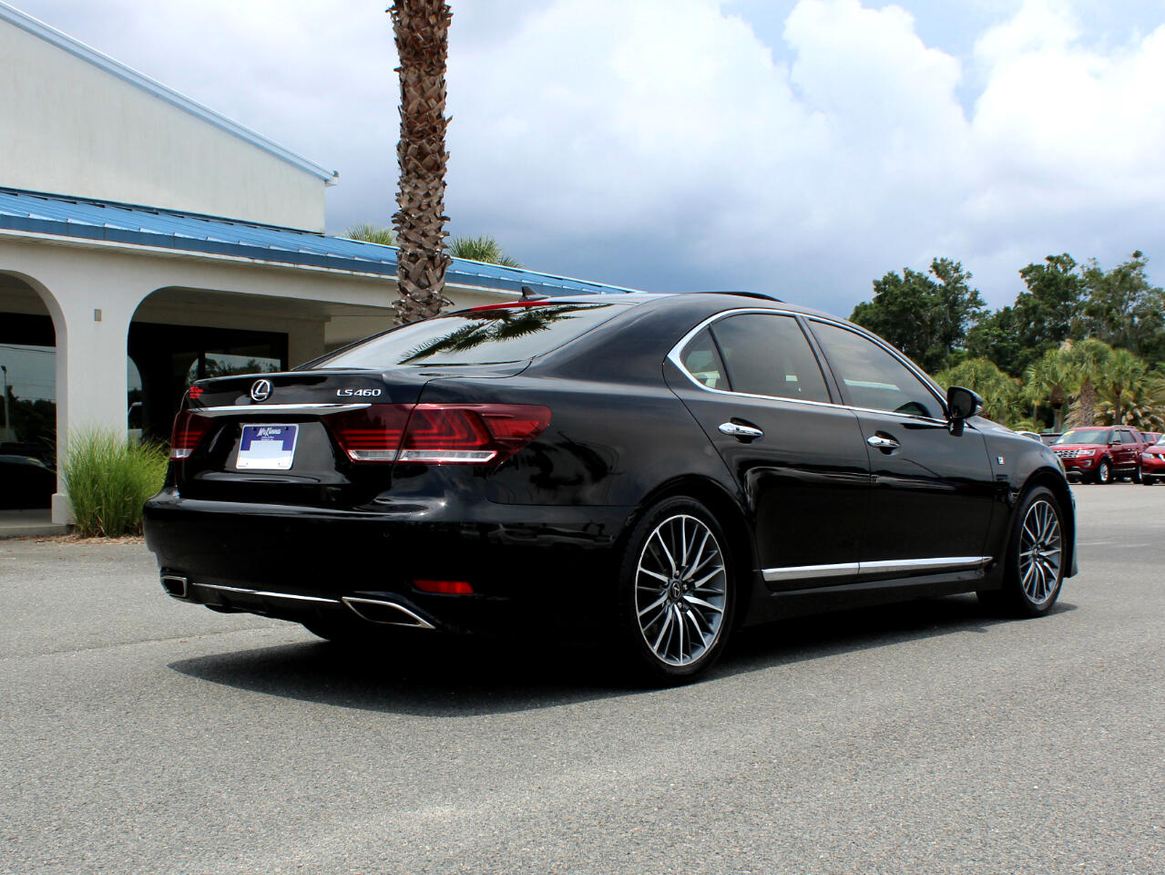 2013 Lexus LS 460 Luxury Sedan