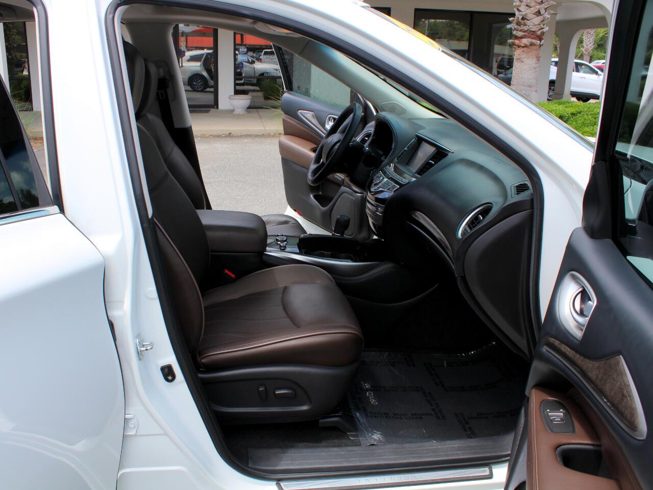 2014 Infiniti QX60 AWD 4dr