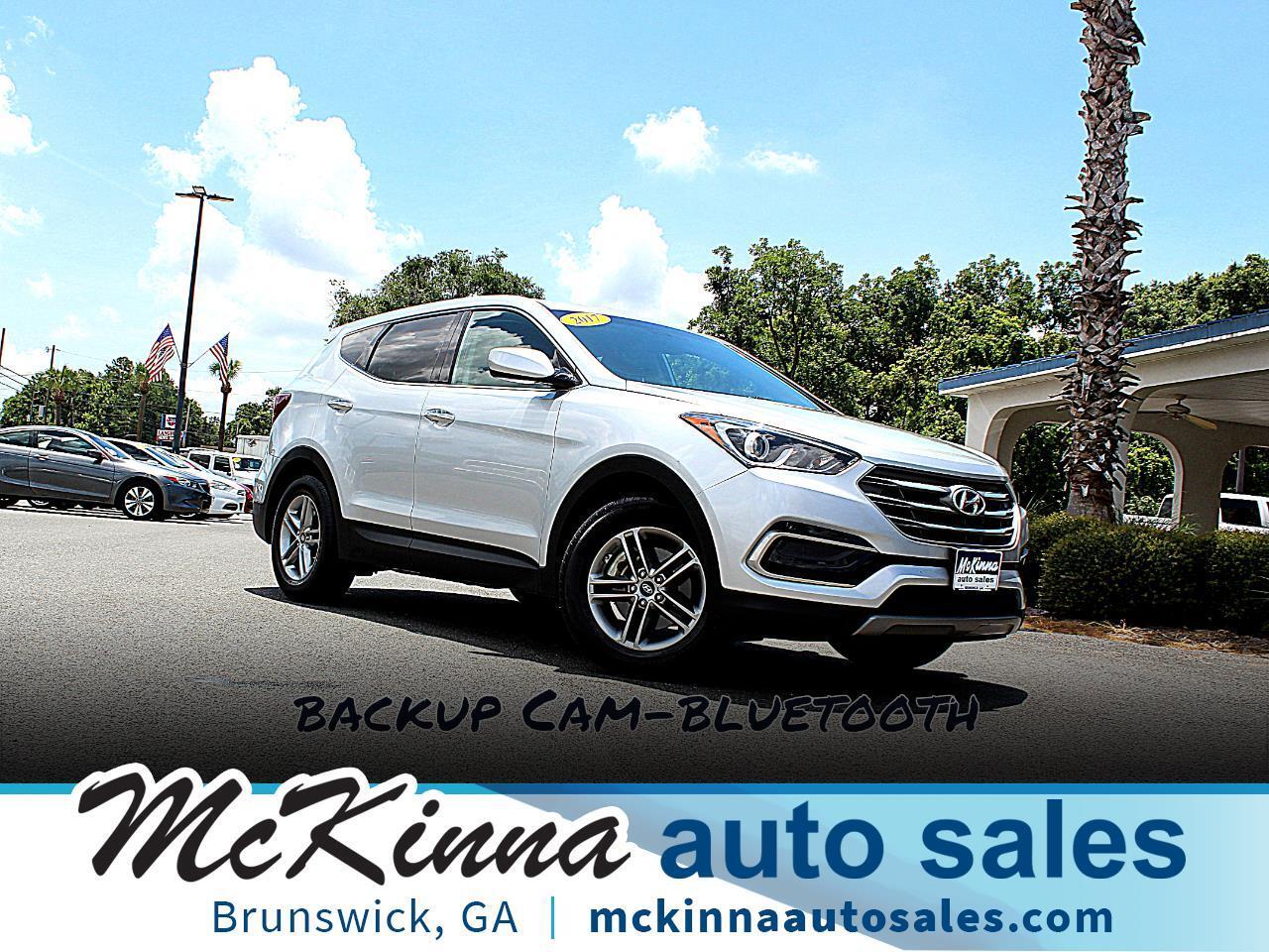 2017 Hyundai Santa Fe Sport FWD 4dr 2.4