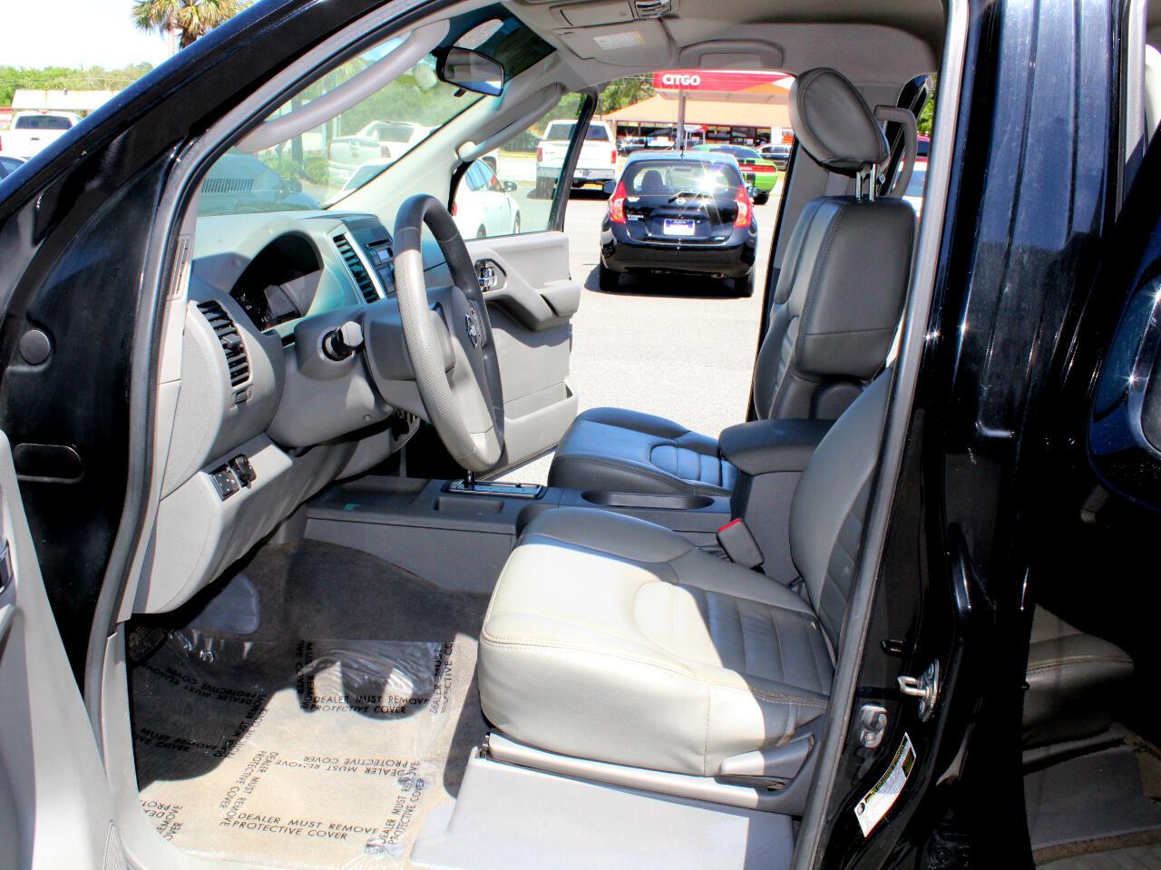 2010 Nissan Frontier 4WD Crew Cab SWB Auto PRO-4X
