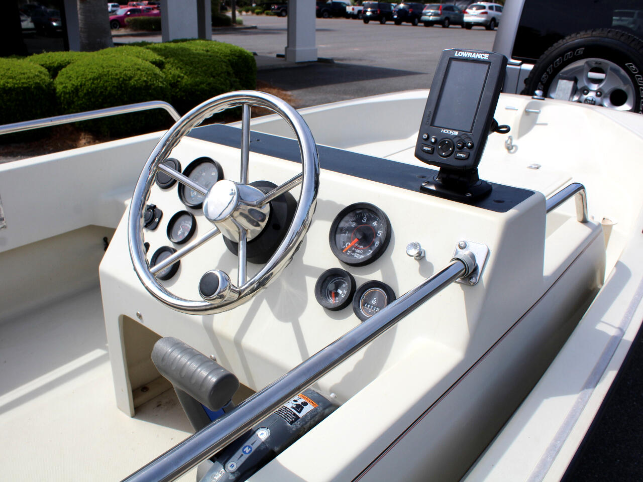 1993 Boston Whaler Super Sport