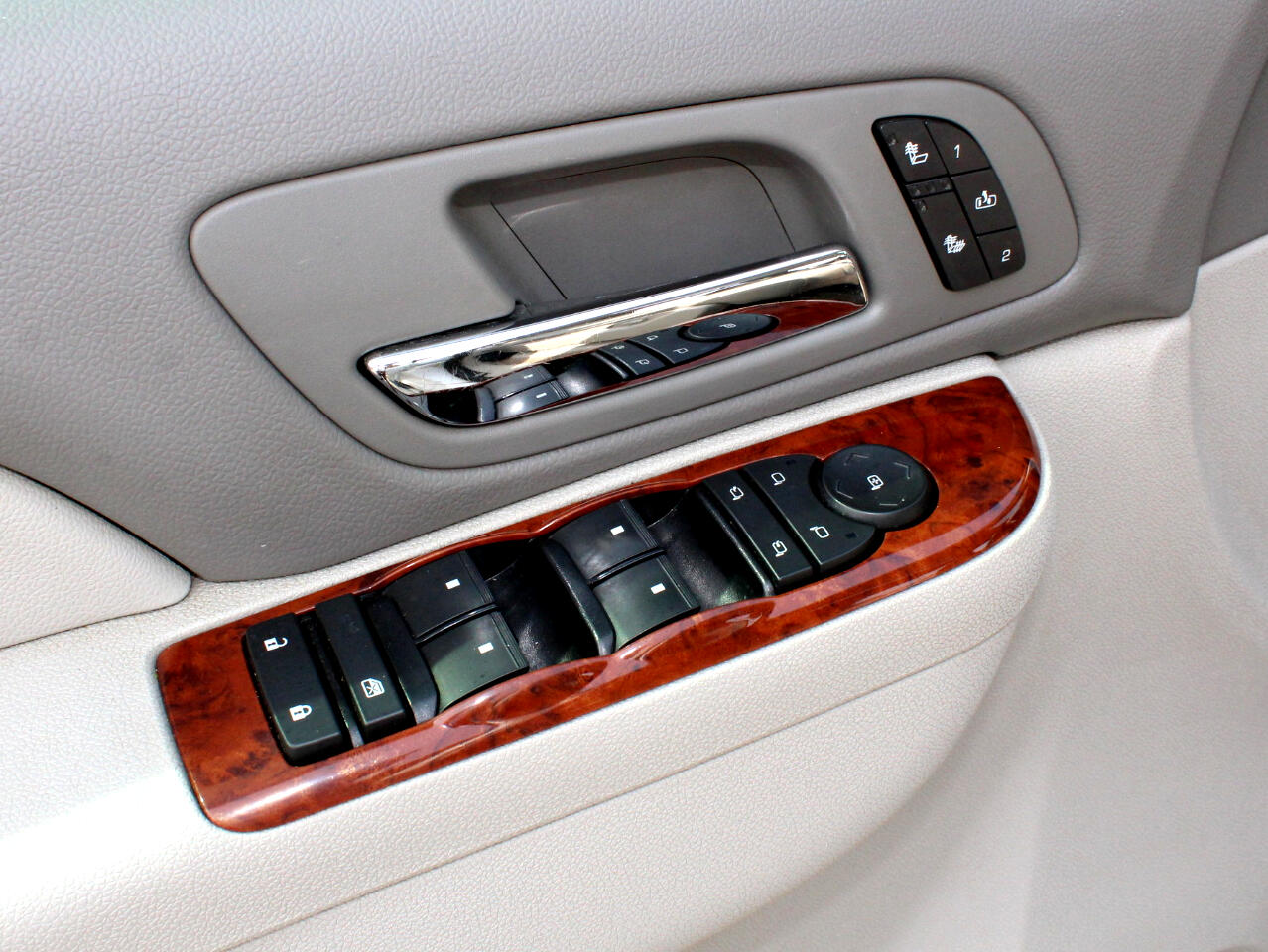 2012 GMC Yukon SLT1 4WD