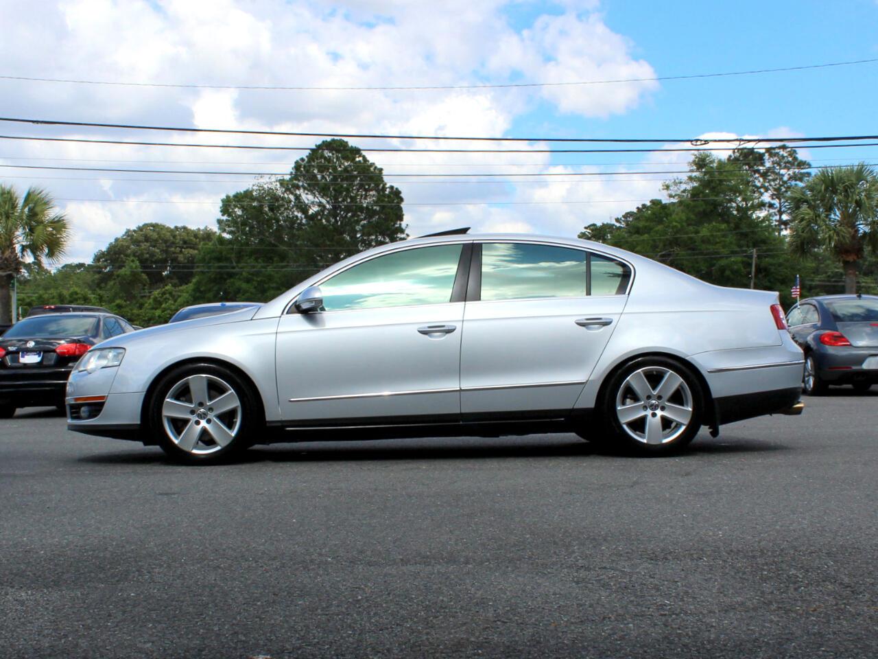 2009 Volkswagen Passat Komfort