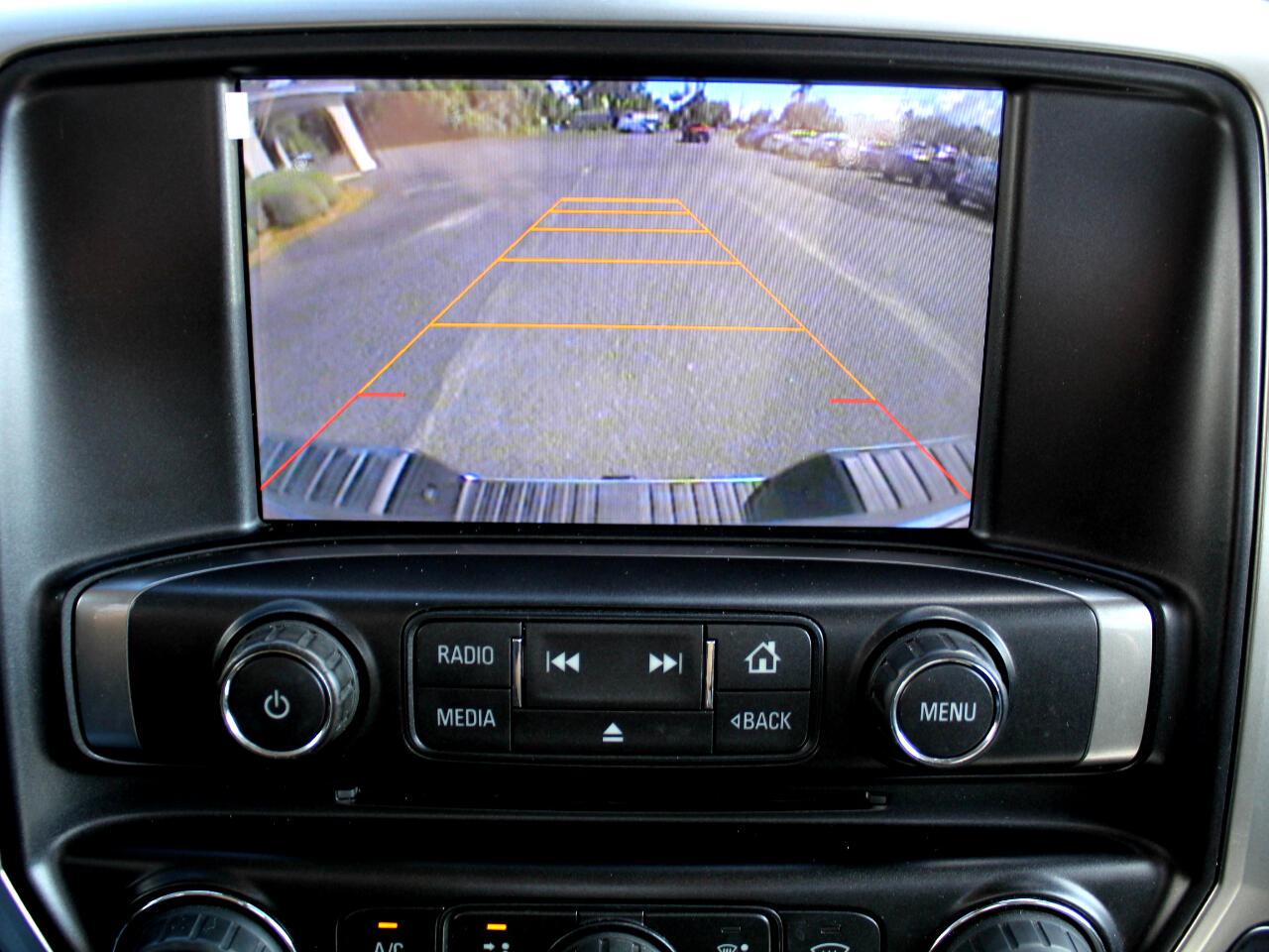 2015 Chevrolet Silverado 1500 LT Crew Cab 4WD