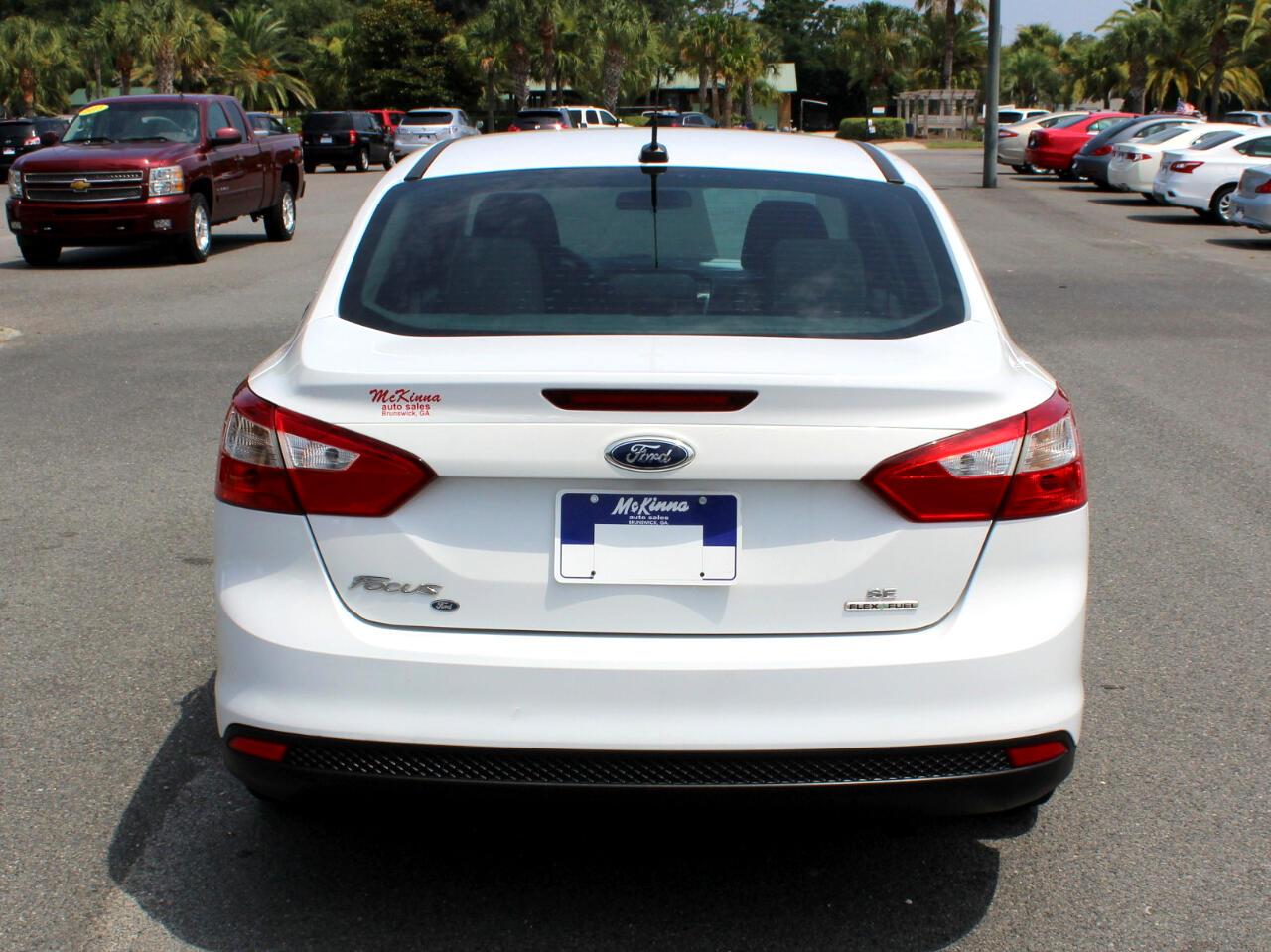 2014 Ford Focus SE Sedan